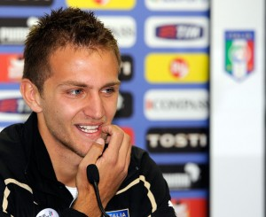 Domenico+Criscito+Italy+Training+Press+Conference+Y8orOElZhLLl