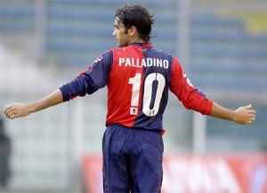 Genoa 09-10 Palladino foto giocatore