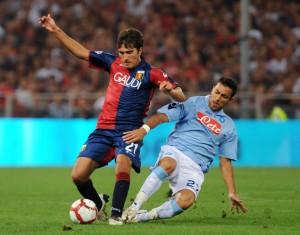 Genoa+CFC+v+SSC+Napoli+Serie+A+ofxWQKTvhCtl