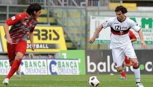 @Tanopress Cremona 14/04/2011 Cremonese - Genoa Nella foto boselli