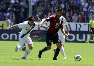 Genoa+CFC+v+FC+Internazionale+Milano+Serie+4P44Fes6Ttel