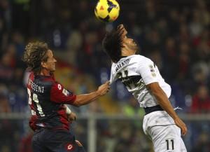 Genoa+CFC+v+Parma+FC+YyvwVpXTgKJl
