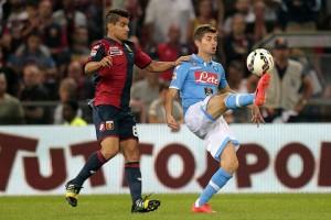 Genoa+CFC+v+SSC+Napoli+Serie+A+79VZSiqSZ_Al