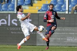 Luca+Antonini+Genoa+CFC+v+Calcio+Catania+Serie+kxEFmnWBXcyl