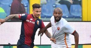 Genoa+CFC+v+AS+Roma+Serie+A+DPH3ofnkiC5l